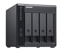 ذخيره ساز تحت شبکه NAS کیو نپ TR-004 4 Bay USB Type-C Direct Attached Storage